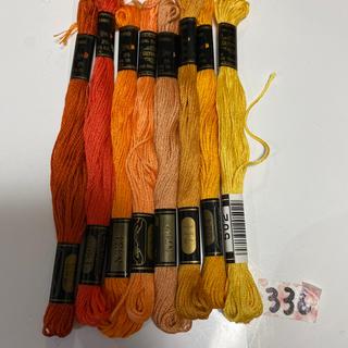 オリンパス(OLYMPUS)のオリムパス刺繍糸336(生地/糸)