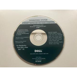 デル(DELL)のwindows7 インストールディスク dell sp1 64bit(その他)