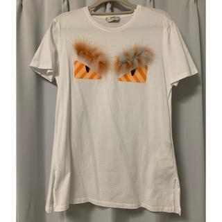 フェンディ(FENDI)のFENDI フェンディ Tシャツ(Tシャツ(半袖/袖なし))