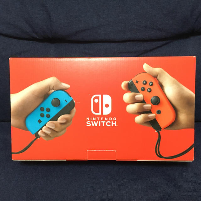 Nintendo Switch(ニンテンドースイッチ)のNintendo Switch ニンテンドー スイッチ 本体 エンタメ/ホビーのゲームソフト/ゲーム機本体(家庭用ゲーム機本体)の商品写真