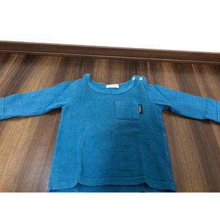 フタフタ(futafuta)の【中古】ロングTシャツ12  80cm(Tシャツ)