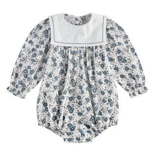 Caramel baby&child  - 新品未使用 little cotton clothesロンパース18-24m