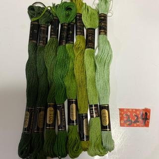 オリンパス(OLYMPUS)のオリムパス刺繍糸324(生地/糸)