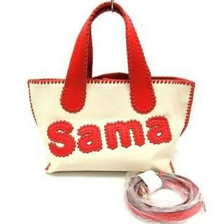 Samantha Thavasa - サマンサタバサ  トートバッグ 小 くまのプーさん レッド 25周年