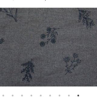 flawars コットンビエラ刺繍生地 北欧風(生地/糸)