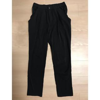 ダブルスタンダードクロージング(DOUBLE STANDARD CLOTHING)のDOUBLE STANDARD CLOTHING 黒パンツ(カジュアルパンツ)