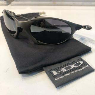 Oakley - OAKLEY ROMEO サングラス X-METAL チタン 眼鏡 ロメオ