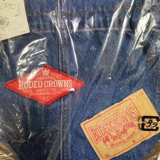 ロデオクラウンズワイドボウル(RODEO CROWNS WIDE BOWL)の岡崎店舗限定ノベルティ 巾着(ノベルティグッズ)