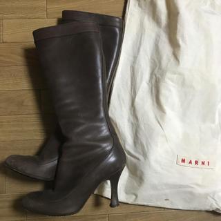 マルニ(Marni)のmarni ブーツ(ブーツ)