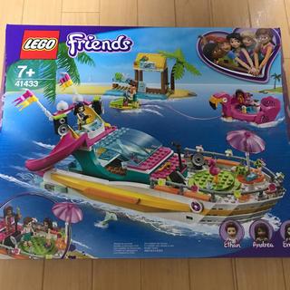 Lego - 新品⭐️レゴ LEGO フレンズ フレンズのパーティーボート 41433