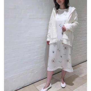 ジェラートピケ(gelato pique)の新品♡完売レア♡ジェラートピケ ランドリーベアドレス ワンピース(ルームウェア)