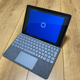 マイクロソフト(Microsoft)のSurface Go 2 STV-00012 Office キーボード付き(ノートPC)