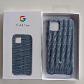 Softbank - 【新品未使用】Google Pixel4 純正ケース