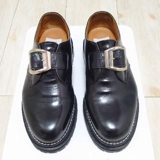SOE - soe One Buckel Plein Toe shoes