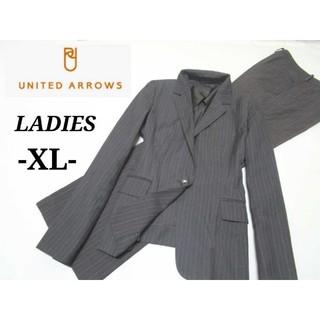 ユナイテッドアローズ(UNITED ARROWS)のレディースXL◇UNITED ARROWS◇パンツスーツ(スーツ)