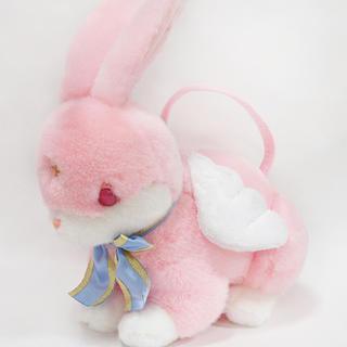 アンジェリックプリティー(Angelic Pretty)のAngelic Pretty holy bunny ウサギ バッグ(ハンドバッグ)