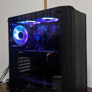 ゲーミングPC i3 10100 GTX1070 Fortnite 240FPS