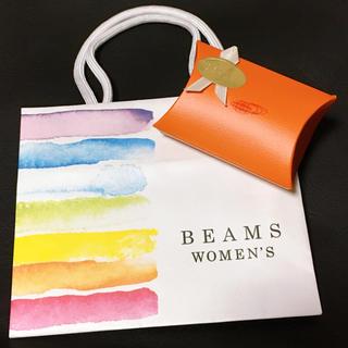 ビームス(BEAMS)のBEAMS ビームス アクセサリー用 ギフトラッピング 空箱 ショップ袋(ショップ袋)