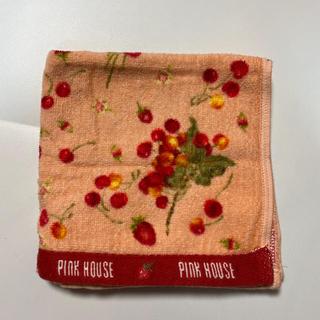 ピンクハウス(PINK HOUSE)のPINK HOUSE ハンドタオル(タオル/バス用品)