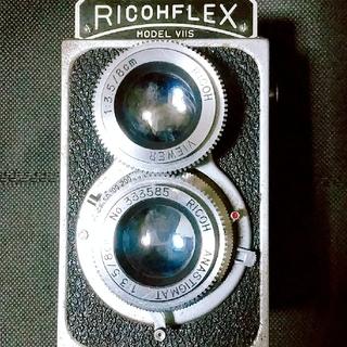 RICOH - RICOHFlex MODEL.ⅦS二眼レフカメラ