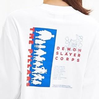 GU - 鬼滅の刃 GU Tシャツ Sサイズ 長袖