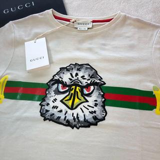 グッチ(Gucci)のグッチ GUCCI  チルドレン イーグル プリントTシャツ  10歳 140㎝(Tシャツ/カットソー)