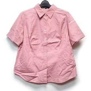 バーバリー(BURBERRY)のバーバリーロンドン 半袖シャツブラウス 13(シャツ/ブラウス(半袖/袖なし))