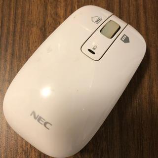 エヌイーシー(NEC)のNEC純正 MG-1132 ワイヤレスマウス(PC周辺機器)