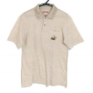カステルバジャック(CASTELBAJAC)のカステルバジャック 半袖ポロシャツ 4 XL(ポロシャツ)