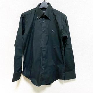 BURBERRY BLACK LABEL - バーバリーブラックレーベル 長袖シャツ 2