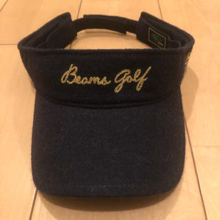 ビームス(BEAMS)のBeams golf サンバイザー(その他)