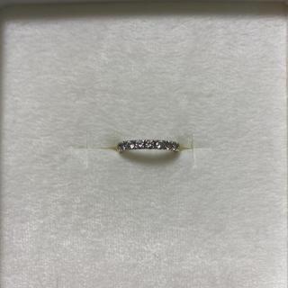 ヨンドシー(4℃)の4°C ピンキーリング(リング(指輪))