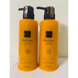 レフィーネ(Refine)のレフィーネヘッドスパトリートメントカラー(白髪染め)