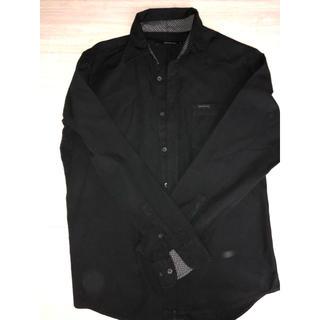 カルバンクライン(Calvin Klein)のCalvin Klein カルバンクライン ストライプシャツ(シャツ)