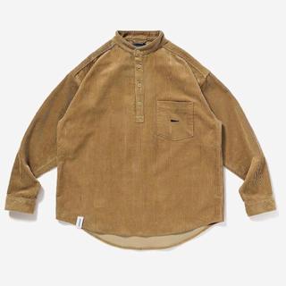 ダブルタップス(W)taps)の値下可 Descendant コーデュロイシャツ シュプリーム  ディセンダント(シャツ)