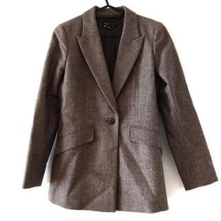 アニエスベー(agnes b.)のアニエスベー ジャケット サイズ36 S美品 (その他)