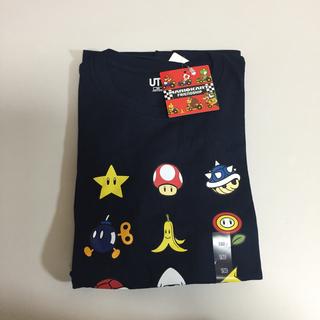 ユニクロ(UNIQLO)のユニクロ マリオカート コラボ 人気 tシャツ 150(Tシャツ/カットソー)