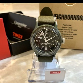 NEIGHBORHOOD - NEIGHBORHOOD  × TIMEX 腕時計 WATCH
