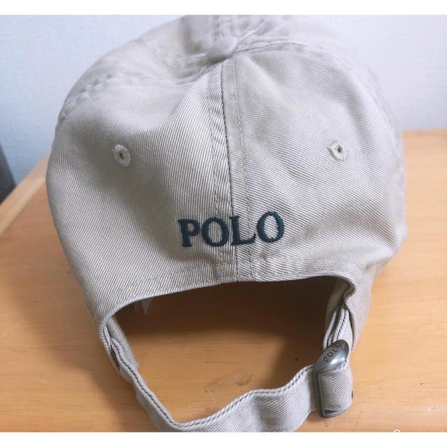 POLO RALPH LAUREN(ポロラルフローレン)のカズキ様専用!ポロ ラルフローレンキャップ メンズの帽子(キャップ)の商品写真