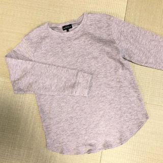グリーンレーベルリラクシング(green label relaxing)の♡美品♡greenlabelrelaxing グリーンレーベル ワッフルロンT(Tシャツ/カットソー)