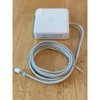 マック(Mac (Apple))のMacBook Pro 充電器 magsafe 85w 純正(PC周辺機器)