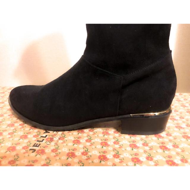 JELLY BEANS(ジェリービーンズ)のJELLY BEANS ロングブーツ レディースの靴/シューズ(ブーツ)の商品写真