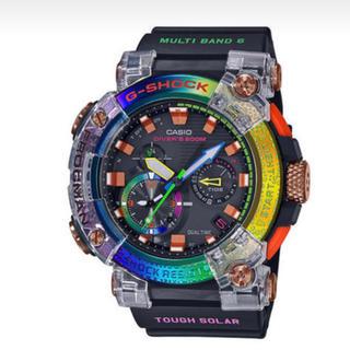 ジーショック(G-SHOCK)のG-SHOCK FROGMAN GWF-A1000BRT-1AJR 虹蛙(腕時計(デジタル))