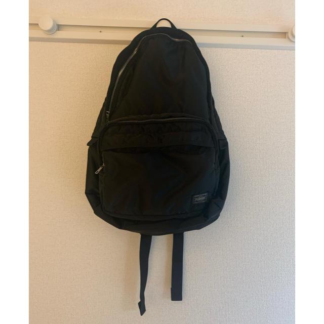 PORTER(ポーター)のporter リュック 美品 メンズのバッグ(バッグパック/リュック)の商品写真