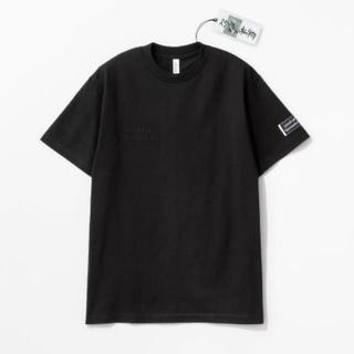 1LDK SELECT - 新品 ennoy 反転Tシャツ 黒 L 当選品 スタイリスト私物 comoli