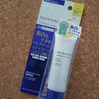 トランシーノ(TRANSINO)のトランシーノ  薬用ホワイトニングCCクリーム(CCクリーム)