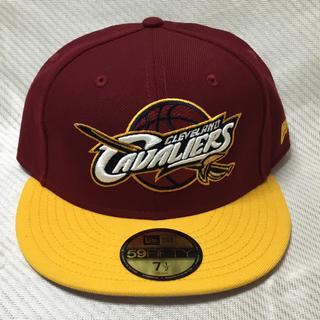 ニューエラー(NEW ERA)の新品未使用 Cleveland Cavariers New Era Cap(キャップ)