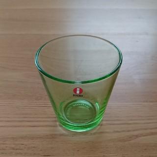 イッタラ(iittala)のイッタラ カルティオ  アップルグリーン(グラス/カップ)