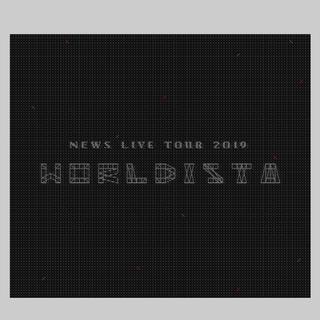 NEWS - NEWS LIVE TOUR 2019 WORLDISTA初回盤 Blu-ray