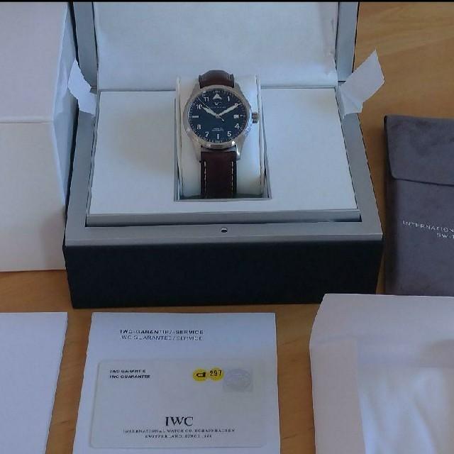IWC(インターナショナルウォッチカンパニー)のIWCマーク15スピットファイア美品 メンズの時計(腕時計(アナログ))の商品写真
